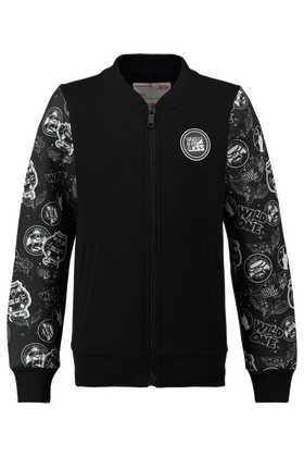 Sweat-Jacke Dbadgezip